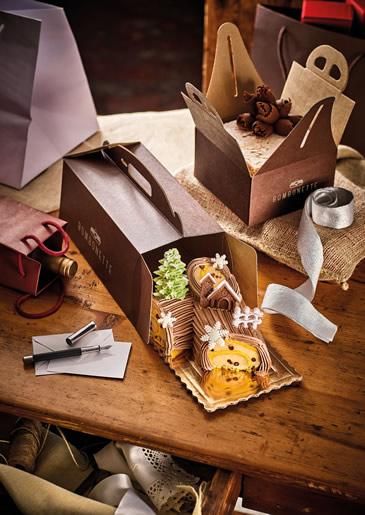 scatole per dolci e pasticceria