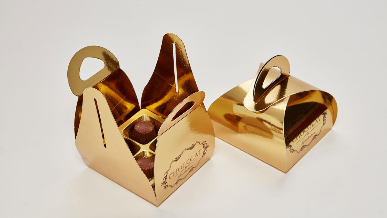 bombonette porta cioccolato chicca