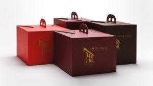 portapanettoni e scatole per natale