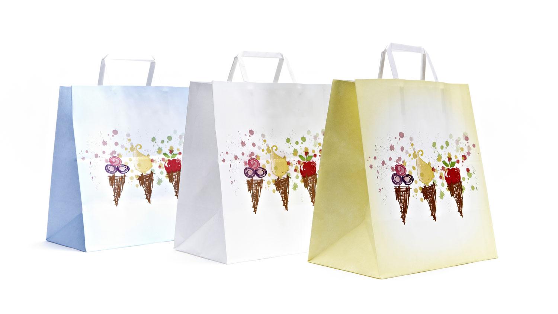 bombonette shopper gelato