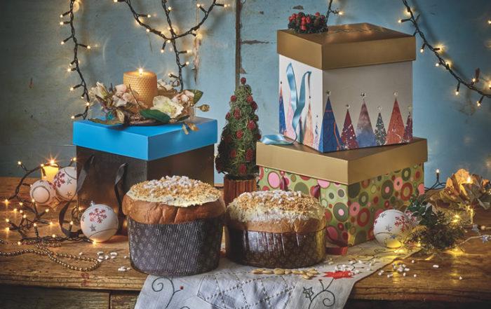 confezioni regalo natalizie