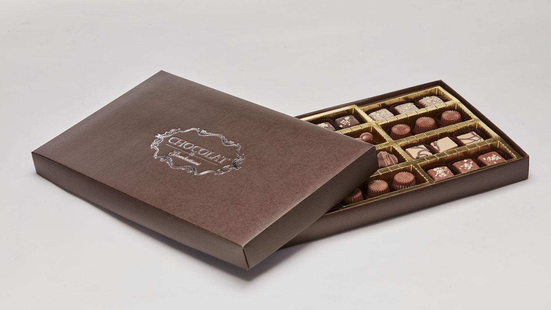 bombonette porta cioccolato granfiocco