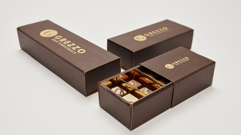bombonette porta cioccolato praline