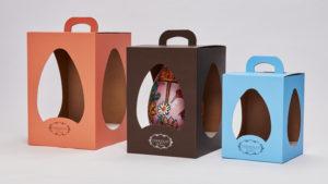 scatole per uova di pasqua
